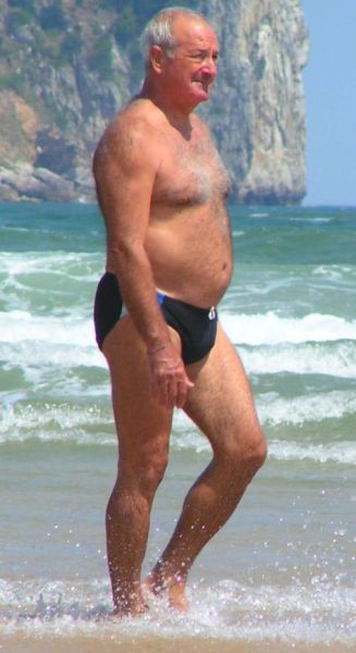 Think, senior bulge old have