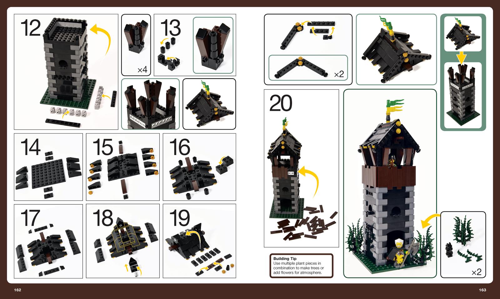 Lego adventure book volume 2 fortress