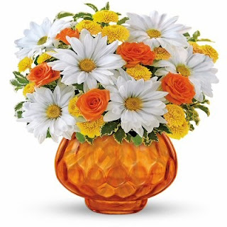 Send the Teleflora Rise and Sunshine Bouquet