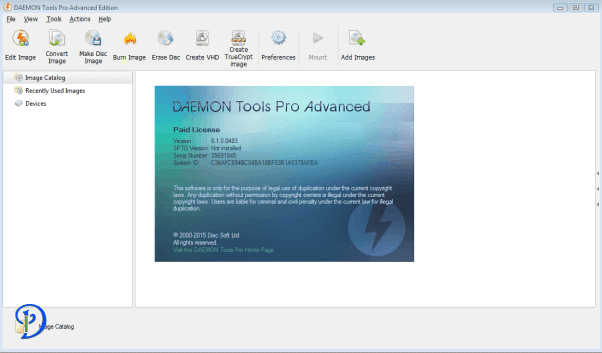 daemon tools pro 8 crack only