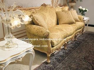 sofa klasik Davincy,sofa klasik jepara Mebel furniture klasik jepara jual set sofa tamu ukir sofa tamu jati sofa tamu antik sofa jepara sofa tamu duco jepara furniture jati klasik jepara SFTM-33086