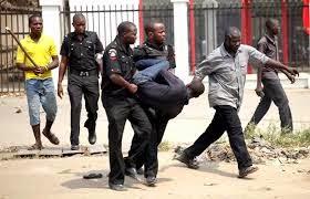 "Nigerians arrested on gay wedding says ""It was my birthday party''"