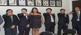 Informativo chiapas alcalde ramiro chambe toma protesta a - Colegio arquitectos leon ...