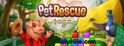 Pet Rescue Saga Hileleri