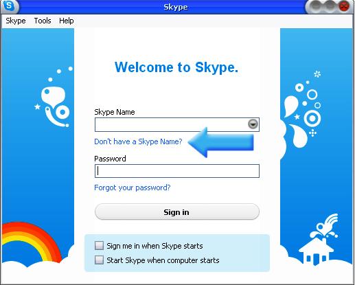 Skype For Dummies: How to Create a Skype Account