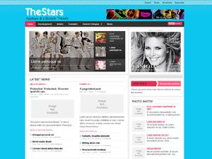 The Stars Theme