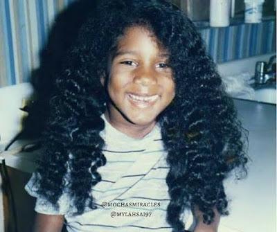 children's natural hair