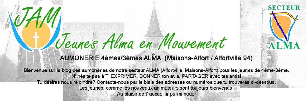Aumônerie 4èmes/3èmes collège Maisons-Alfort Alfortville