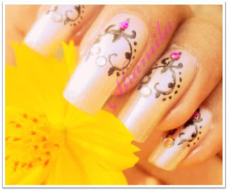 welcome beauties  elegant nail design