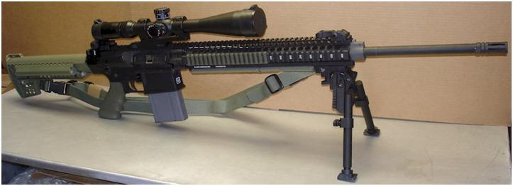 Armalite AR-10: