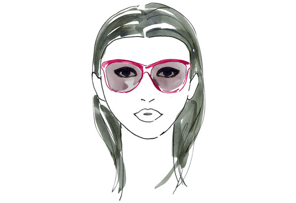 Glasses Frames For Wide Face : Working Wives & Bachelorettes: The Best Sunglasses for ...