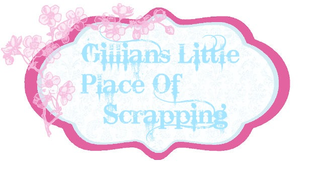 Gillian's Little place of Scrapping