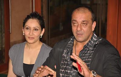 Sanjay_dutt_and_Manyata_FilmyFun.in