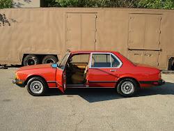 SOLD: 1981 BMW 733i
