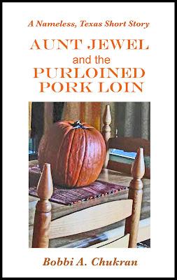 holiday caper, cozy short story, mystery story, Bobbi Chukran, Texas author