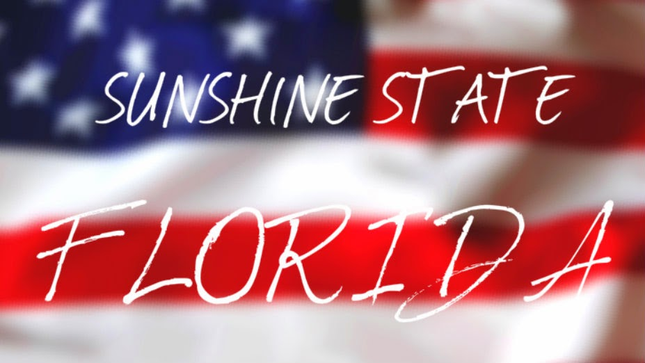 Sunshine state Florida