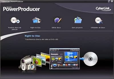 CyberLink PowerProducer Ultra 6.0 Full