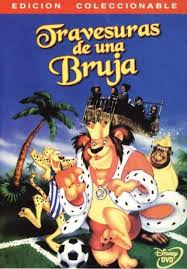 Travesuras De Una Bruja &#8211; DVDRIP LATINO