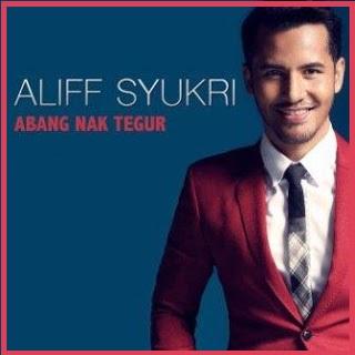 Lirik Lagu Abang Nak Tegur -Aliff Syukri ft NurShahida+ Video