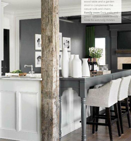 An earthy delight verdigris vie for La kitchen delight