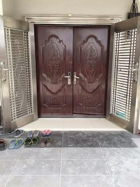 6 x 7' Double Door