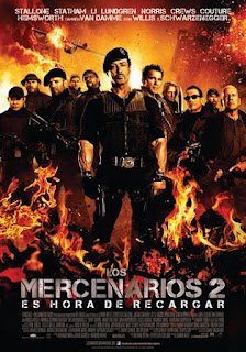 Los mercenarios 2 Online Latino 