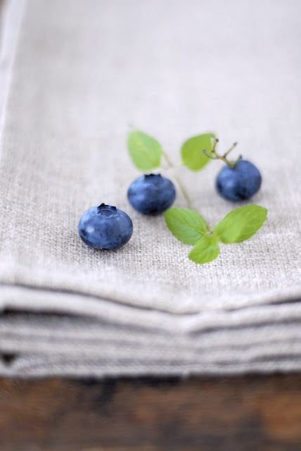 Recipe Redux: Chilled Blueberry Soup with Mint | Kumquat