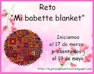 Reto Babette Blanket