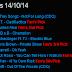 [Mp3]-[NEW TRACK RELEASE] เพลงสากลเพราะๆ ออกใหม่มาแรงประจำวันที่ 14 October 2014 [Solidfiles]