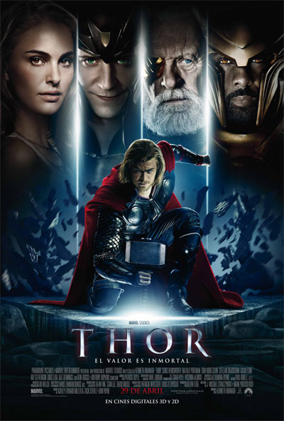 descargar thor audio latino