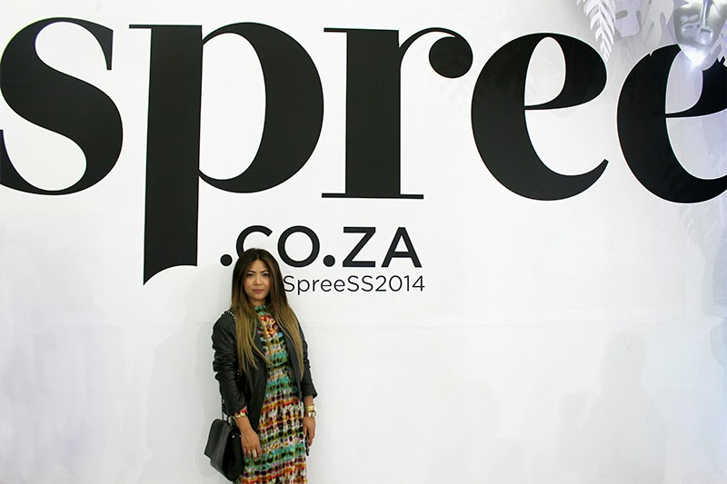 Spree.co.za, Spree Event, Cape Town Fashion Blogger, Spring/Summer Launch, Tie Dye Maxi Dress, Spree online