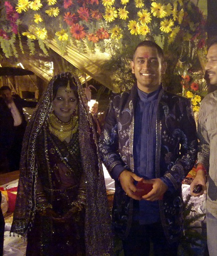 Saif Ali Khan And Amrita Singh