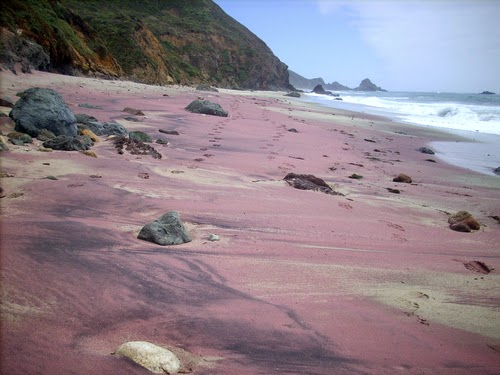 Most Beautiful And Unusual Beaches Of WorldReally - The 15 most unusual and beautiful beaches in the world