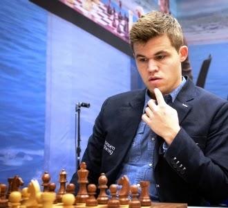 Gran Maestro Magnus Carlsen