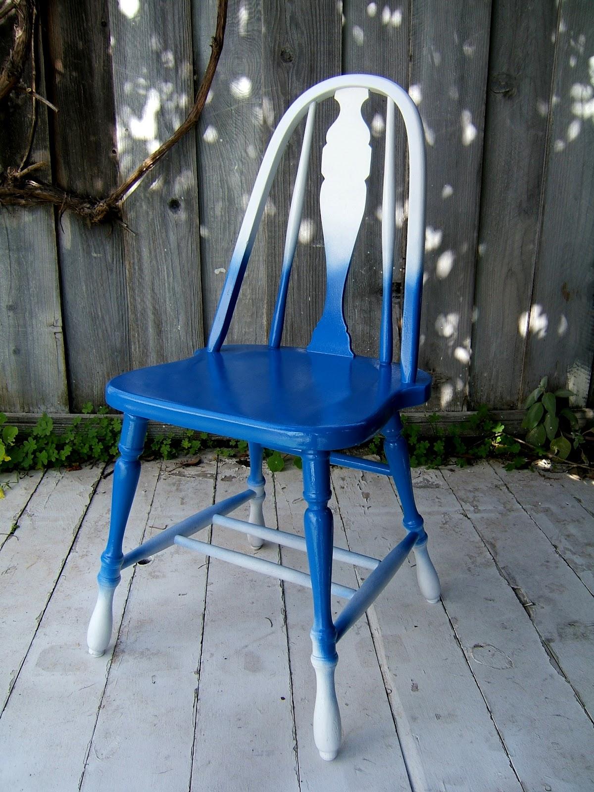 Покраска деревянного стула своими руками 89