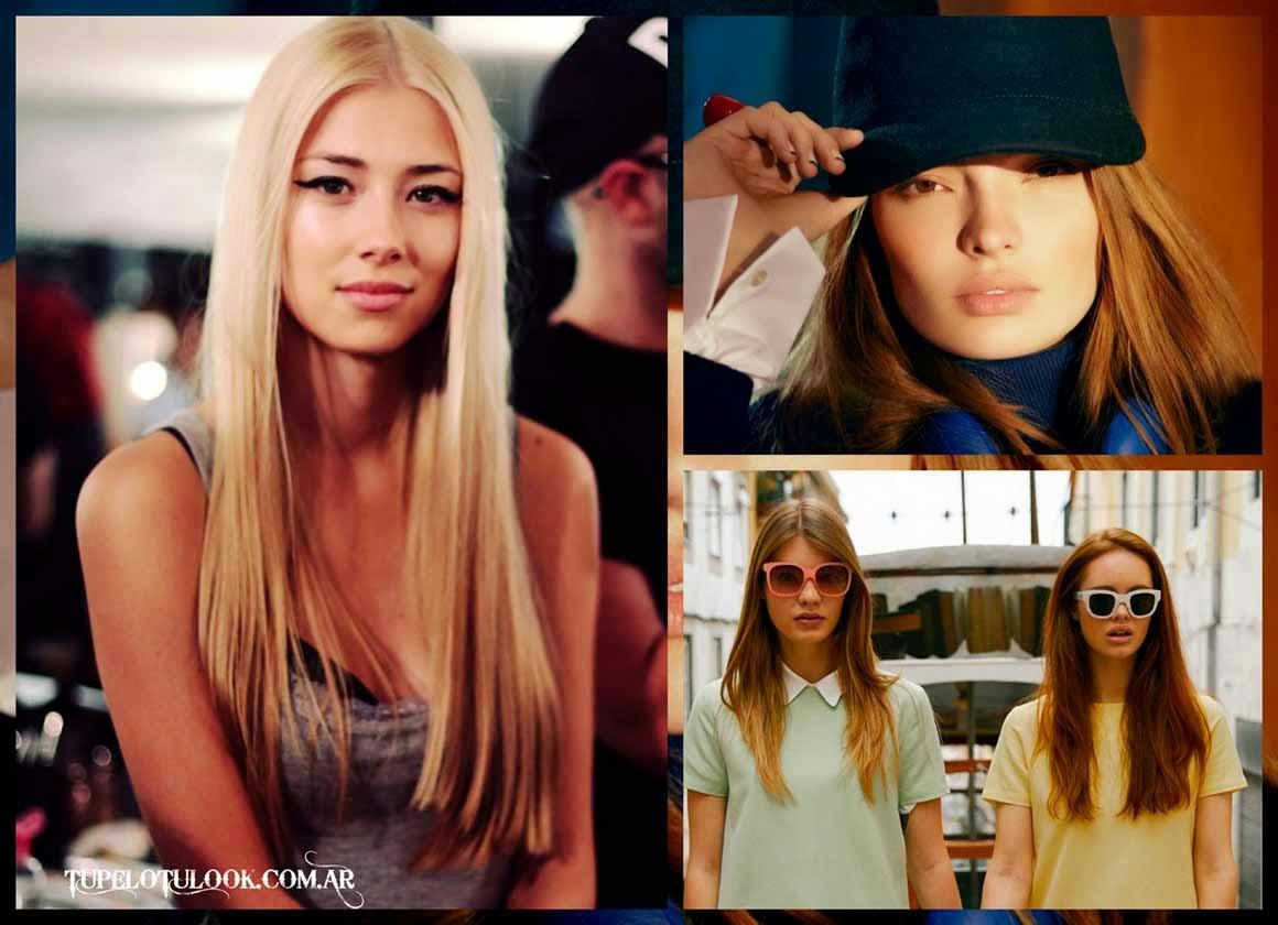 peinados 2015 lacios-largos
