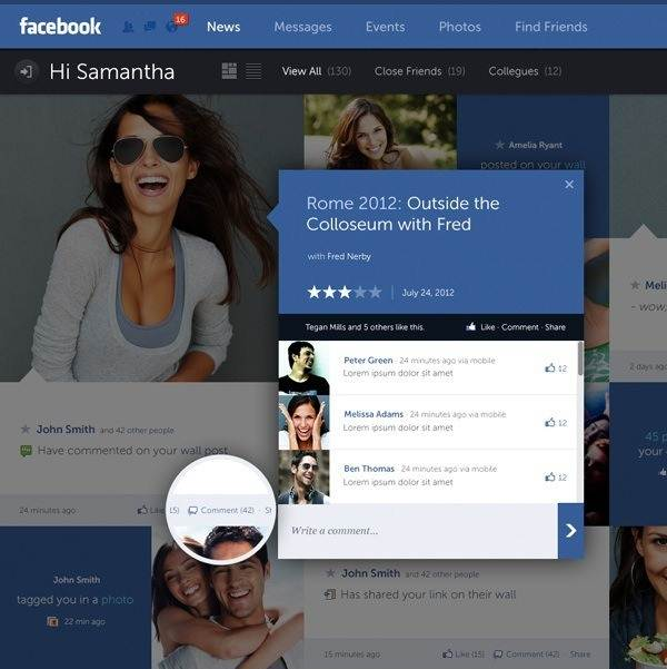 facebook-profile-page