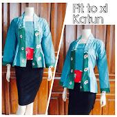 Blouse Batik DBT 4048 Harga Reseller : Rp 65.000,-