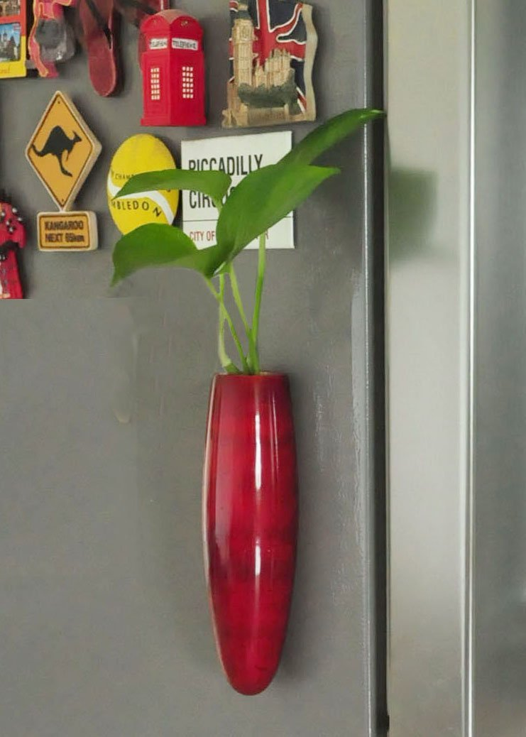 The Cheripo Blog A Magnetic Plant Vase