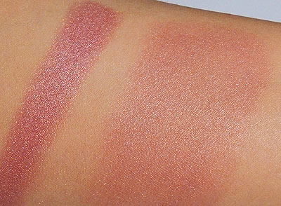MAC Star Wonder Swatches