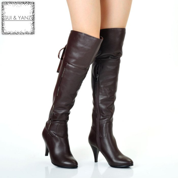 Sex In Leather Boots