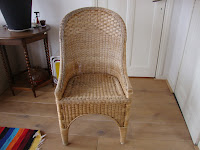 chaise Gaudi originale