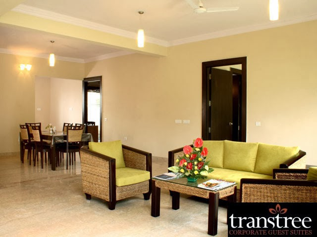 transtree serviced apartments