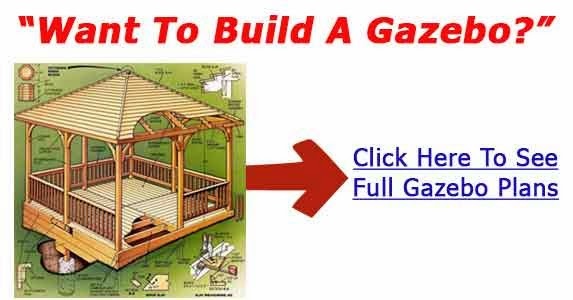 wood grain decals building your own gazebo plans
