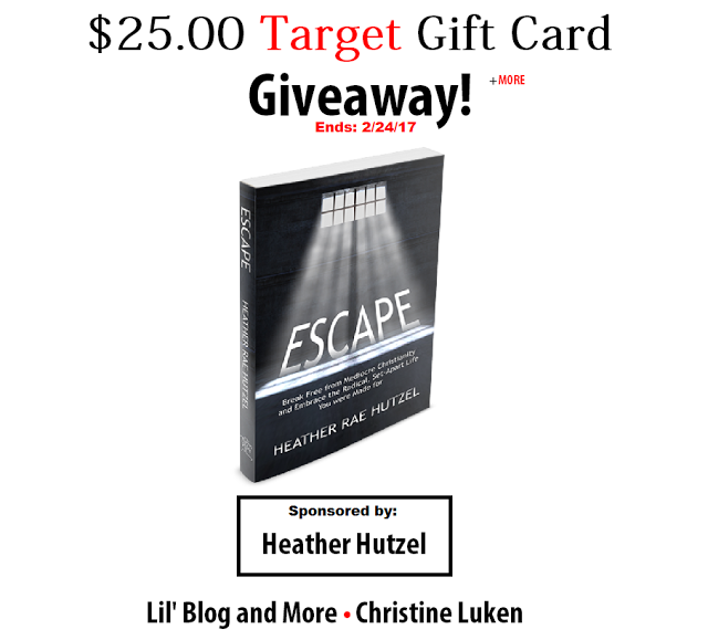 Escape Event Gift Card Giveaway