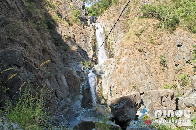 Waterfalls near Baguio City Hydro Falls Tuba Benguet