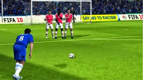 FIFA 10 Game screenshots