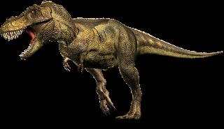 Tyrannosaurus Rex - Binatang Purbakala