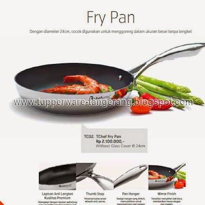 penggorengan tupperware