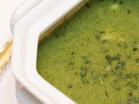 Sopa de Alface (vegana)